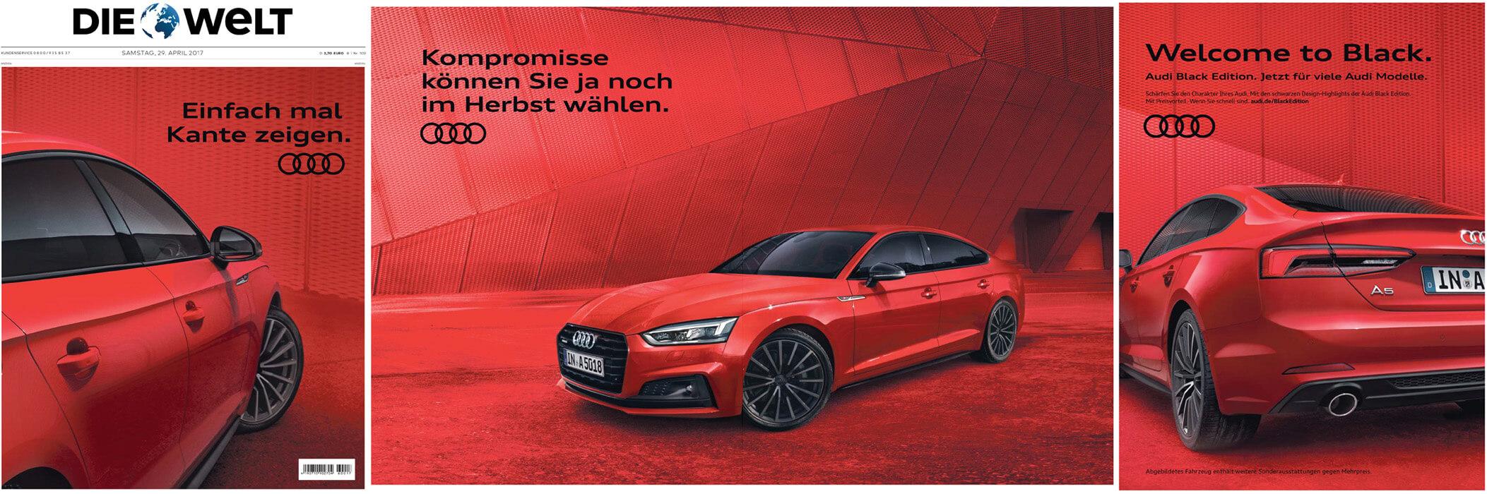 04_Audi Black Edition Strecke