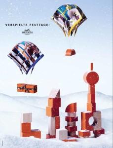 Shortlist 12-2018 07 Hermes Weihnachtskampagne Tuch ohne Beschnitt-