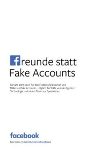 Anzeigenbeobachtung 09_2018-6 facebook feunde statt Fake Accounts