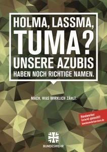 Anzeigenbeob_06-2019_01_Bundeswehr_Holma_Lassma_Tuma_HOCHformat-