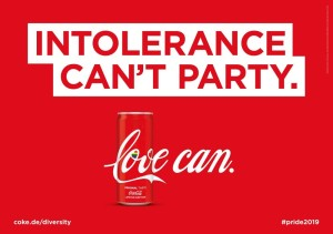Anzeigenbeob_07-2019_01 Motiv Intolerance cant party - love can-
