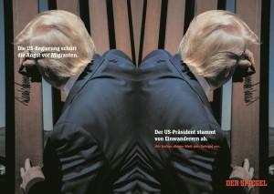 2020_01und02-03 Der Spiegel Motiv2von3 Trump
