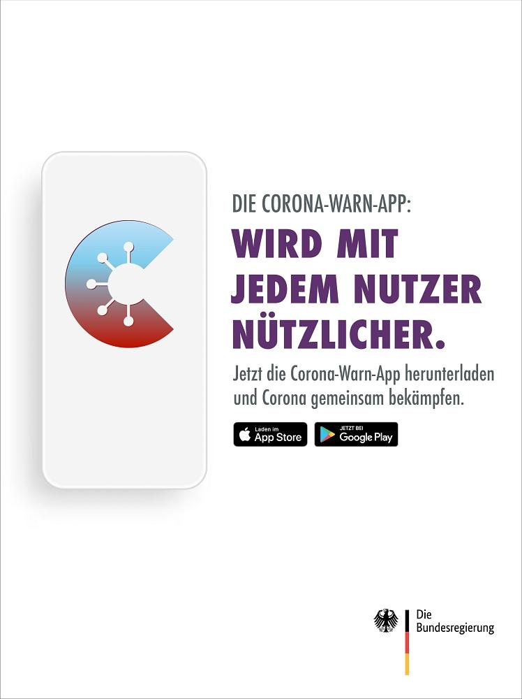 2020_06-01 Corona Warn App - WIRD MIT JEDEM NUTZER NÜTZLICHER-72dpi