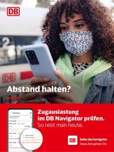 2020_10-08 DB Navigatar Motiv2von2 Abstand halten